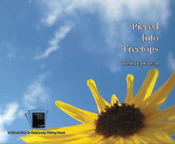 Pieced into Treetops Cover