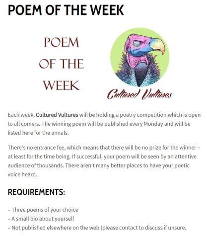 poemoftheweek