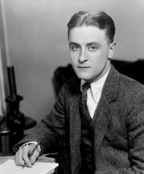 F. Scott Fitzgerald courtesy of The Fitzgerald Museum