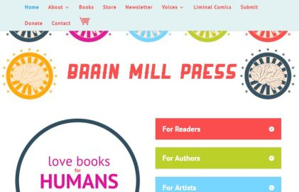 NO FEE/PAYING call for poetry chapbooks-Brain Mill Press, DEADLINE