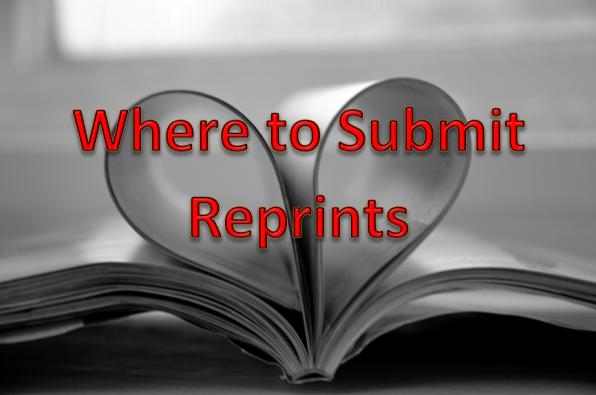 Where To Submit Reprints Trish Hopkinson