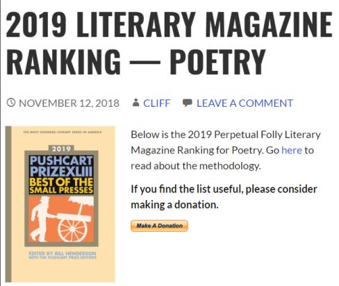 Poets Magazine